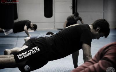Krav Maga: Αποκτήστε καλή φυσική κατάσταση ενώ μαθαίνετε αυτοάμυνα